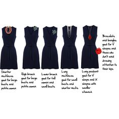 Jewellery placement tips for body shape/size Fashion 101, Fashion Advice, Inside Out Style, Premier Designs Jewelry, Premier Jewelry, Body Shapes, Capsule Wardrobe, Style Guides, Lady