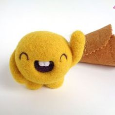 Helooooooo!!! I'm Scoopsie Mango!I'm an ice cream scoop made from delicious sun kissed mangoes... Mmmm... the aroma of summer... That's why I'm so sweet and friendly! Hiiiii!!! I'm available in the shop!https://droolwool.zibbet.com/.....#droolwool #scoopsiemango #icecreamtoy #icecreamscoop #mangoicecream #arttoy #cutearttoy #designertoy #kawaiiarttoy #kawaiiicecream #coneicecream #needlefelting #toyartistry #toyartist #icecreamcharacter #art #feltart #feltedtoy #kawaiicollector #toycoll