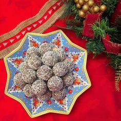 Rum Balls for Christmas