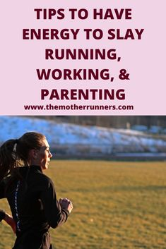 How do mother runners who run, work, and parent do it all? They take care of themselves too! Learn the habits that keep them slaying life day after day. Running Workouts, Running Training, Running Tips, Date Energy Balls, Fit Moms, Learn To Run, Other Mothers, Sick Kids, A Day In Life