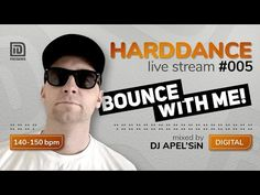 HARDDANCE live stream 005 - BOUNCE WITH ME! mixed by DJ APEL'SiN - YouTube Club Dance Music, Pumping, Things That Bounce, Dj, Mens Sunglasses, Live, Digital, Youtube, Men's Sunglasses