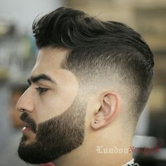 Check Out Our , Good Haircuts with Beards Unique Beard Fade Styles Hairstyles for, Hairstyles Undercut Taper Alluring Beard Fade Styles Taper Fade, Beard Fade Cool Faded Beard Styles Beards. Faded Beard Styles, Beard Styles For Men, Hair And Beard Styles, Hair Styles, Cool Hairstyles For Men, Hairstyles Haircuts, Haircuts For Men, Beard Haircut, Fade Haircut