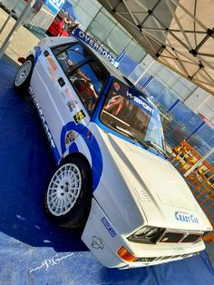 Lancia Delta HF Integrale Gr.A Lancia Delta, Rally Car, Jdm, Racing, Cars, Italia, Running, Auto Racing, Autos