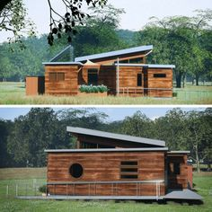 THE NEST SHIPPING CONTAINER HOME