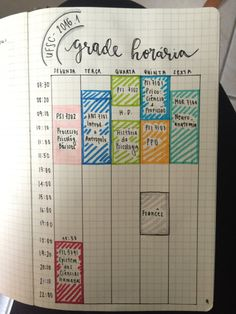 manustudies:  20:07 // made a spread for the classes i'll take in this semester. tried to make it all artsy and stuff but i'm always afraid it will be too much (gotta work on that).french starts tomorrow! i'm very, very, very (VERY) excited. always wanted to learn more languages (for now i only know portuguese and english) so it's amazing to finally put that plan into action (the course is FIVE YEARS LONG. that's a lot. like a LOT but that's ok).monday it's my first day at uni but the first…