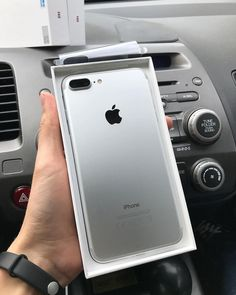 iPhone 7 Plus Source by alinanaygovzen Silver Iphone 7 Plus, Iphone 7plus Rose Gold, Iphone 8 Plus, New Iphone, Iphone Phone Cases, Iphone 7 Plus Colors, Apple Iphone, Nouveau Iphone, Free Iphone Giveaway