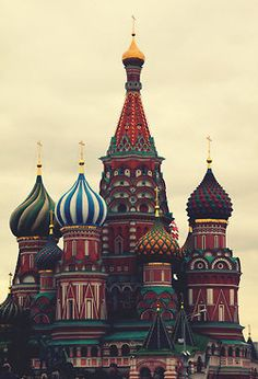 moscow...