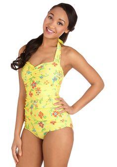 abb88b08c57da Bathing Beauty One-Piece Swimsuit