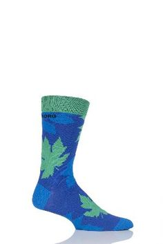 Bjorn Borg Mens 1 Pair Bjorn Borg Leaf Me Alone Cotton Socks Typically contemporary and wild design from Swedenrsquo