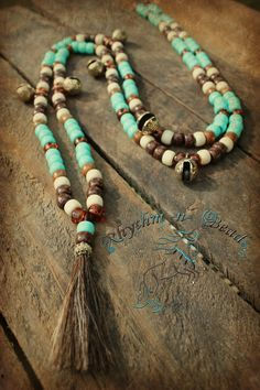 www.rhythm-n-bead... Natural horsemanship rhythm bead necklaces for horses.www.facebook.com/rhythmbeads.com
