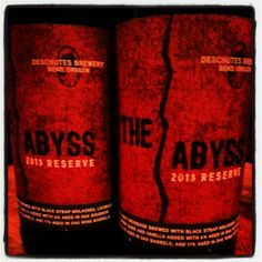 The Abyss 2013 is now available!