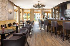 Die neue Lobby Bar im Sheraton Fuschlsee-Salzburg