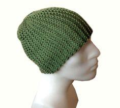 Baby Alpaca Mens Knit Hat available via Etsy