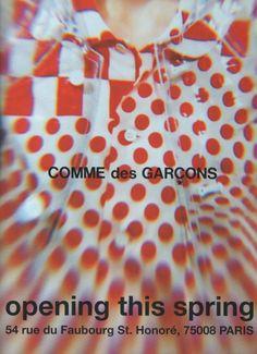 Comme des Garçons, Spring 2001