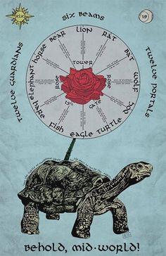 5a039d81e5c6ef L IMAGE DU JOUR ! Likez commentez et partagez ! Dark Tower Art
