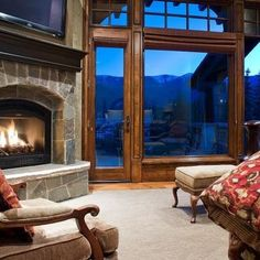 Corner Fireplace Design, Pictures, Remodel, Decor and Ideas - page 30