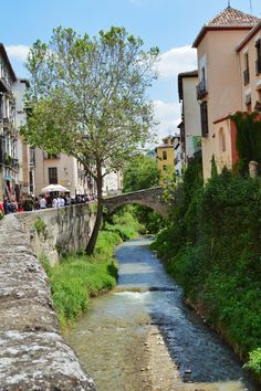 Granada, Spain. A lovely place.