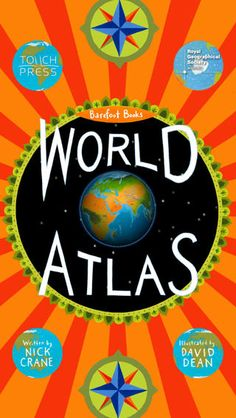 Barefoot World Atlas engages kids to explore and discover the rich diversity of our world.