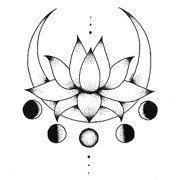 Acid Lily Art by CiciGeeStudio on Etsy