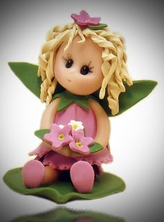 January Baby Fairy Daffodil by fairiesbynuria on Etsy | Add it to your favorites to revisit it later.