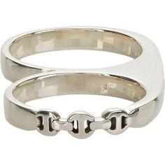 HOORSENBUHS 指輪・リング HOORSENBUHS(ホーセンブース) Double-Finger Knuckle Ring 登場