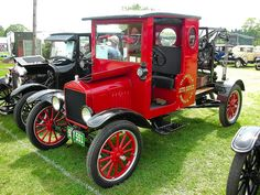 1922 Ford Tow Truck