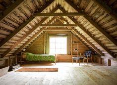 designsponge - attic for ballet studio