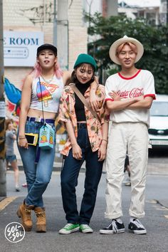 #streetstyle #Korean fashion