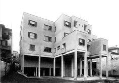 Edifício Nicolau Schiesser, São Paulo, 1934. Arquiteto Rino Levi Foto divulgação [Família Schiesser]