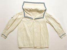 Sailor suit  Date: 1900–1905
