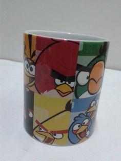 Mug diseño Angry Bird
