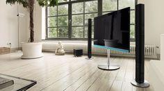 Loewe Loewe, Flat Screen, Divider, Tv, Room, Furniture, Design, Home Decor, Design Awards
