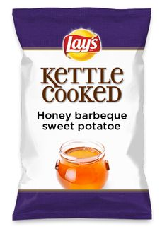 Wouldn't Honey barbeque sweet potatoe be yummy as a chip? Lay's Do Us A Flavor is back, and the search is on for the yummiest flavor idea. Create a flavor, choose a chip and you could win $1 million! https://www.dousaflavor.com See Rules.