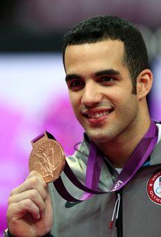 Danell Leyva- Team USA Bronze Medalist  London 2012   Men's Gymnastics All-Around