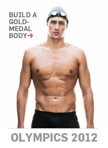 beadde033e Build a gold-medal body with the fitness secrets of Olympic athletes.  Vegetarian Weight