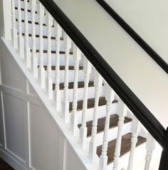Stairs Makeover How to Stain Stairs