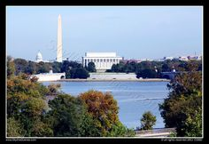 Washington DC Skyline Fine art photo unframed by SkylineScenes
