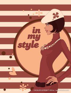 City girl   Stlye Icon Chicaloca