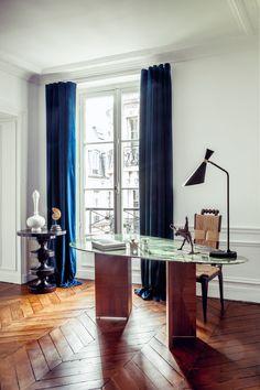 Hilary Swank's Paris Apartment Photos | Architectural Digest