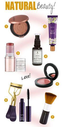 Natural Beauty Makeup Check more at http://www.healthyandsmooth.com/skin-care/natural-makeup/natural-beauty-makeup/