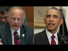 Congressman Breaks Down On House Floor, Says One Thing Obama Wanted Hidden