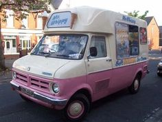 The sound of a Mr Whippy ice cream van on approach.