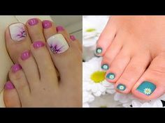 New Nail Art 2017 | The Best Toenail Art Designs Compilation | September 2017 - YouTube