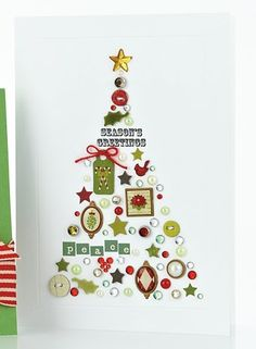 Moxie Fab World: Holiday Cards & More Week: The Jolly Holiday Greetings Challenge