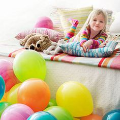 I love this! 25 ways to makes your child's birthday special.