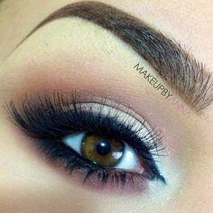 Light && flawless Look❣ #makeupbyanna - @Krista McNamara Lahaye Garcia By Anna