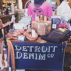 """It seems everyday a new business proudly states it's """"Made in Detroit."""" 