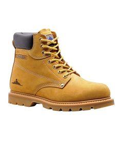 Mens Waterproof Safety Boots All Weather Portwest Steelite Steel Toe cap FW57