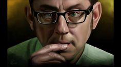 Michael Emerson as Harold Finch from POI
