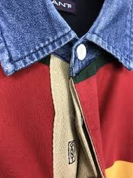 Image result for vintage block polo shirt